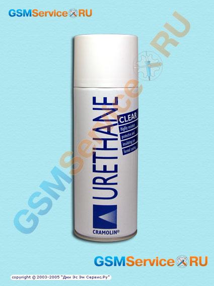 Urethane clear 400ml полиуретановый изоляционный лак электроизоляционная скотч-мастика